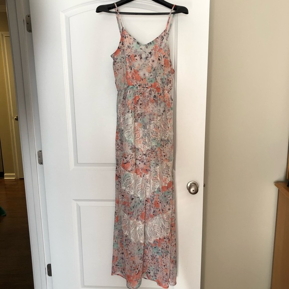 Vanity Dresses Like New Vanity Maxi Dress Poshmark